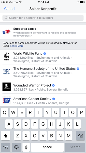 How to Get People to Raise Money for Your Nonprofit on Facebook – Part 1
