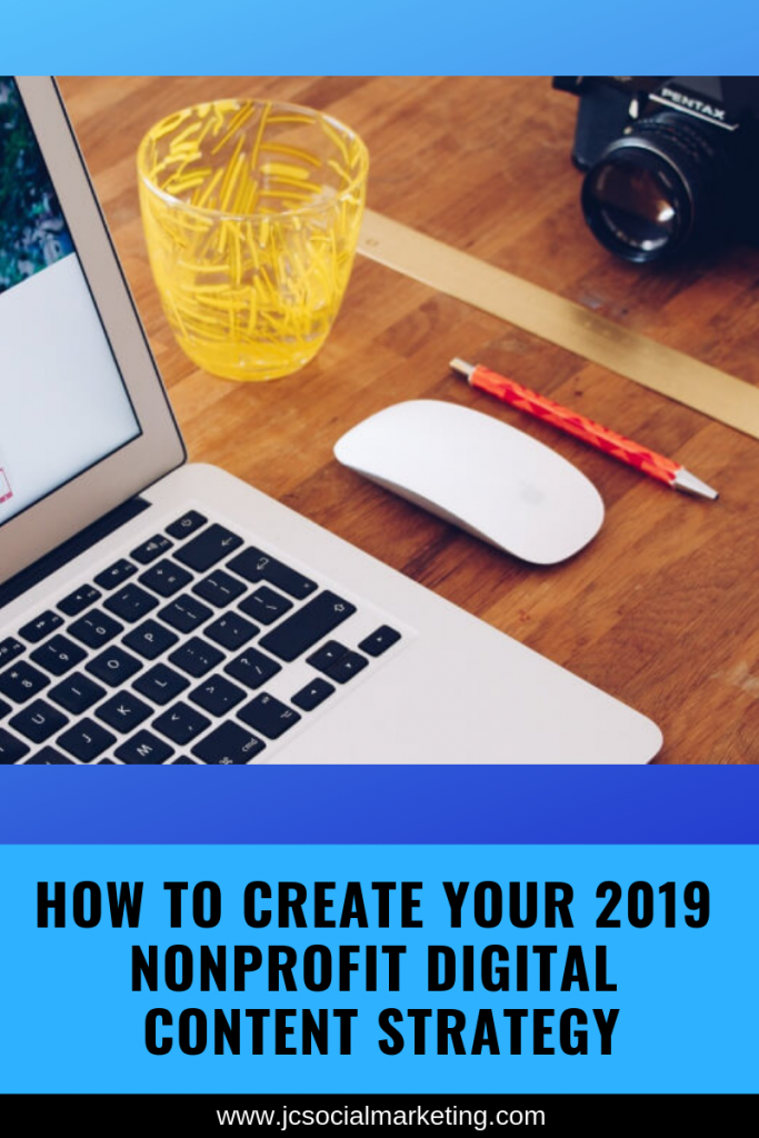 How to Create Your 2019 Digital Content Strategy